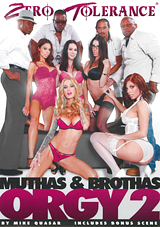 Muthas And Brothas Orgy 2
