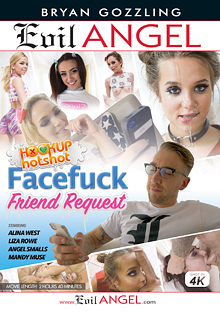 Facefuck Friend Request cover