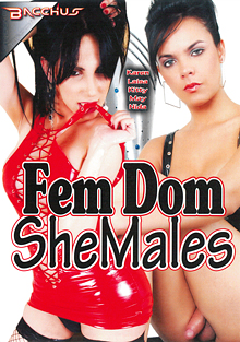 Fem Dom Shemales cover