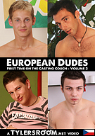 European Dudes First Time On The Casting Couch  3