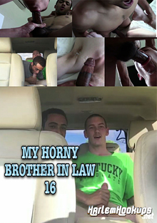 My Horny Brother In Law 16 cover
