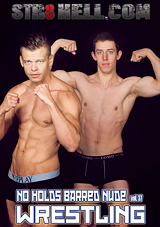 No Holds Barred Nude Wrestling 37