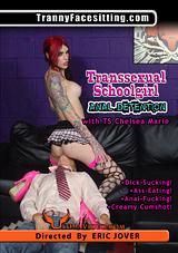 Transsexual Schoolgirl Anal Detention