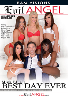 Mick Blue's Best Day Ever cover