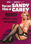 The Lost Films Of Sandy Carey: 3 Phases Of Eve