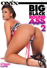 Big Black Round Ass 2