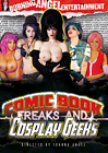 Comic Book Freaks And Cosplay Geeks