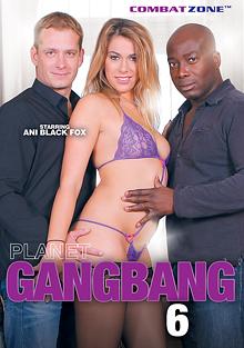Planet Gang Bang 6 cover