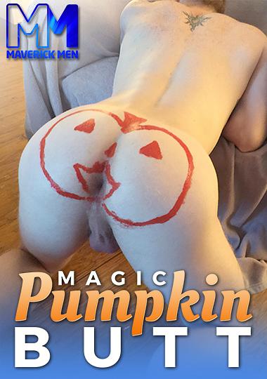 Magic Pumpkin Butt cover