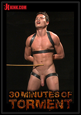 30 Minutes Of Torment: Hot Stud Pushes His Limits To The Max