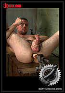 Butt Machine Boys: Kyle Sparks