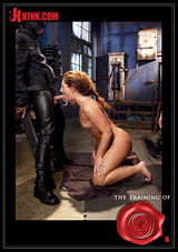 The Training Of O: Training That Ass, Savannah Fox Day One