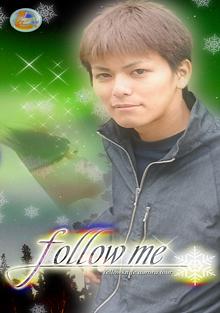 Follow Me: Tetuya-Kun cover