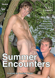 Summer Encounters cover