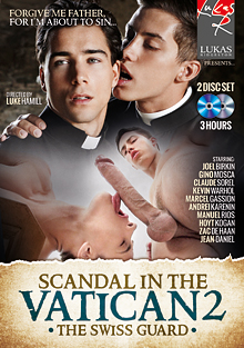 Scandal In The Vatican 2 cover