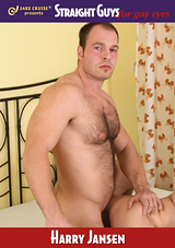 Straight Guys For Gay Eyes: Harry Jansen