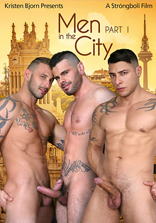 Men In The City cover