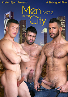 Men In The City 2 cover