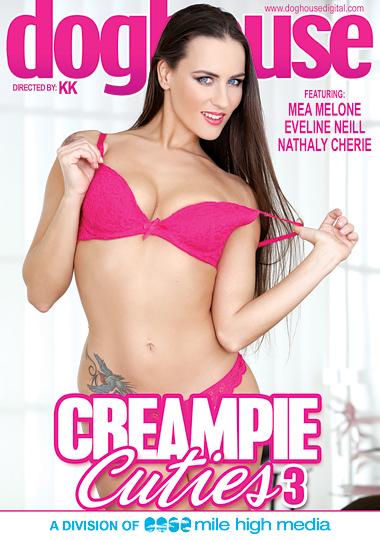 Cream Pie Cuties 3 cover