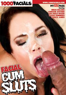Facial Cum Sluts cover