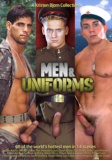 Men And Uniforms cover