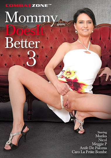 Mommy Does It Better 3 cover