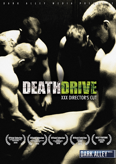 Death Drive Cover Front