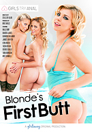 Blonde's First Butt