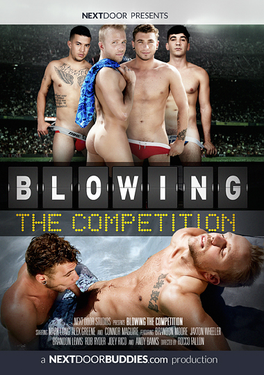 Blowing The Competition Cover Front