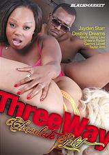 Three Way Chocolate Split