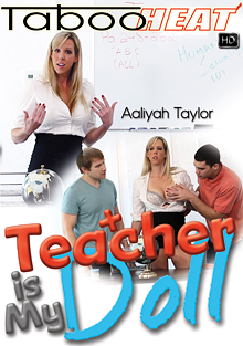 Aaliyah Taylor In Teacher is My Doll cover