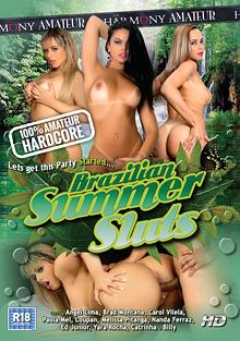 Brazilian Summer Sluts cover