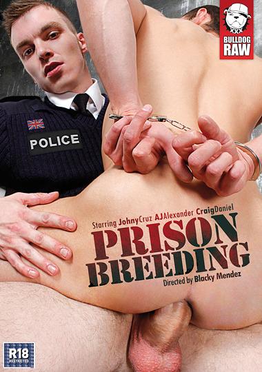 Prison Breeding Cover Front