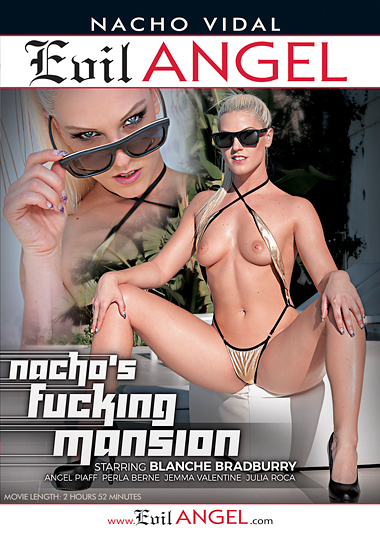 Nacho's Fucking Mansion cover