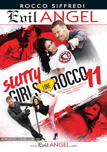 Slutty Girls Love Rocco 11 cover