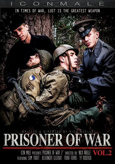 Prisoner of War 2 Front Cover