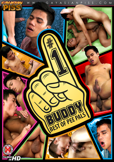 Number 1 Buddy Best Of Pee Pals cover