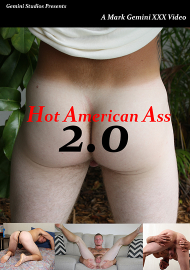 Hot American Ass 2.0 cover