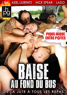 Baise Au Fond Du Bus cover