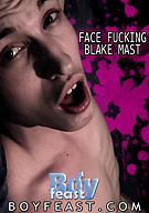 Face Fucking Blake Mast