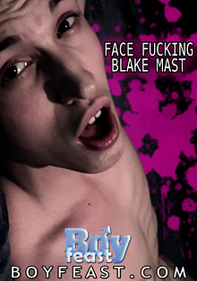 Face Fucking Blake Mast cover