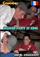 Sneaker Party At Home