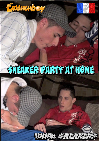 Sneaker Party At Home cover