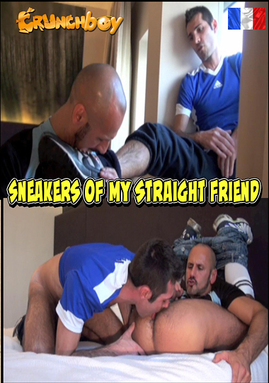 Sneakers Of My Straight Friend cover