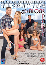 swingers wife swap 4, the block party, adam & eve, swingers, porn, alexis adams