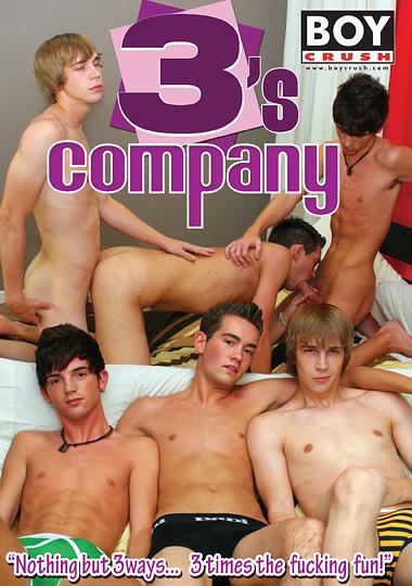 3's Company cover