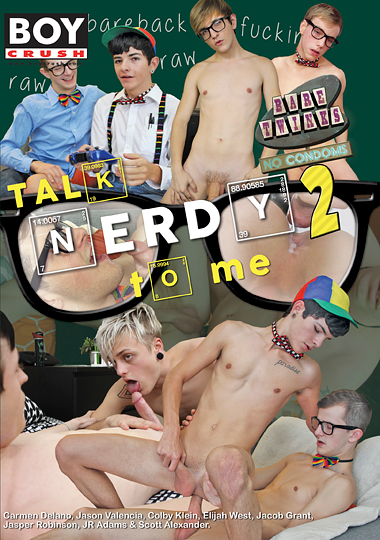 Talk Nerdy To Me 2 cover