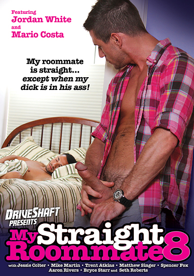My Straight Roommate 8 cover