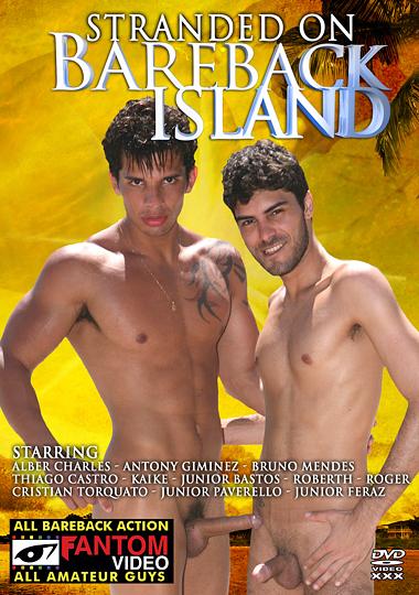 Stranded On Bareback Island cover