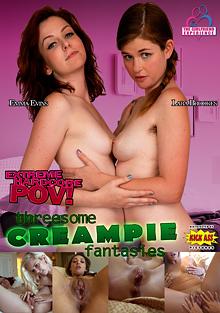 Threesome Creampie Fantasies cover
